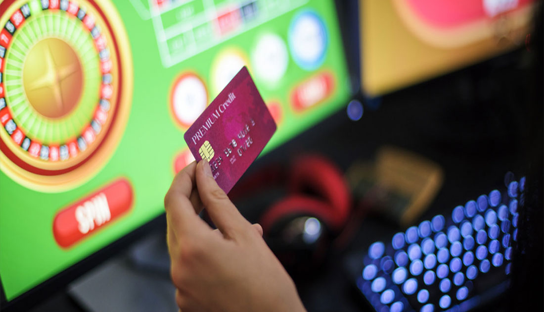 How to deposit money from your credit card on to casino game